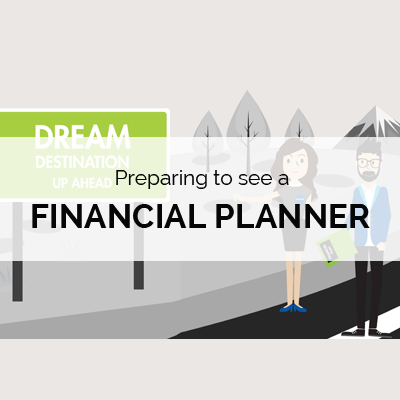 See a financial planner